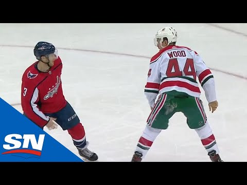 NHL Fights Of The Week: The Devils Are Angry!