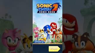 Sonic boom 2 gameplay, walkthrough, playthrough