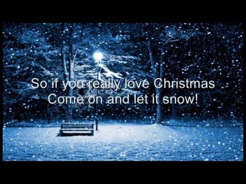 Two Angels - Christmas is all around (Lyrics)