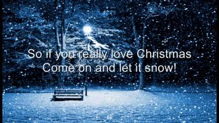 Two Angels - Christmas is all around (Demo) Lyrics