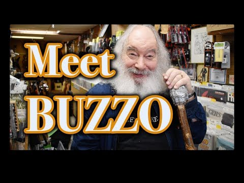 The Double Trumpet Player - MEET BUZZO!