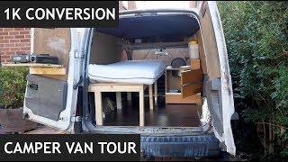 £1000 Camper Van Tour