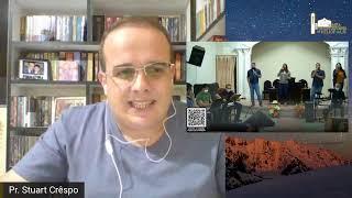 Oração com Pr. Stuart Crêspo - Rompa Com Este Mundo - 27/03/21