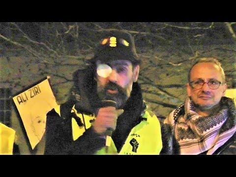 """Jérome Rodrigues lance un appel aux """"banlieues"""" à rejoindre les Gilets jaunes - Argenteuil -13.02.19"""