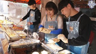 (Handsome family run) Clean and delicious snack bar / Korean street food / K -FOOD