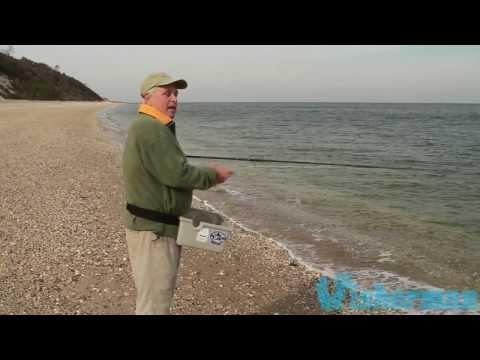Salt Water Fly Fishing Retrieve With Angelo Peluso
