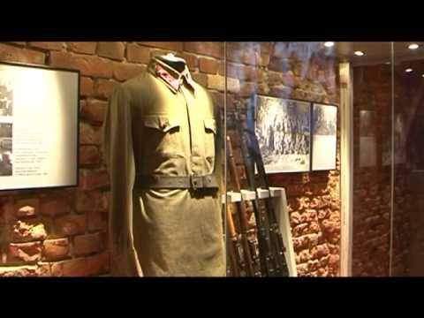 Новый музей в Брестской крепости