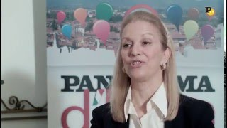 Video intervista di TGCOM a Carla Delfino