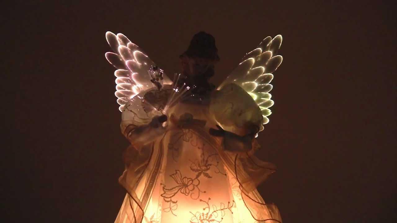 Fiber Sleeping Angel Optic