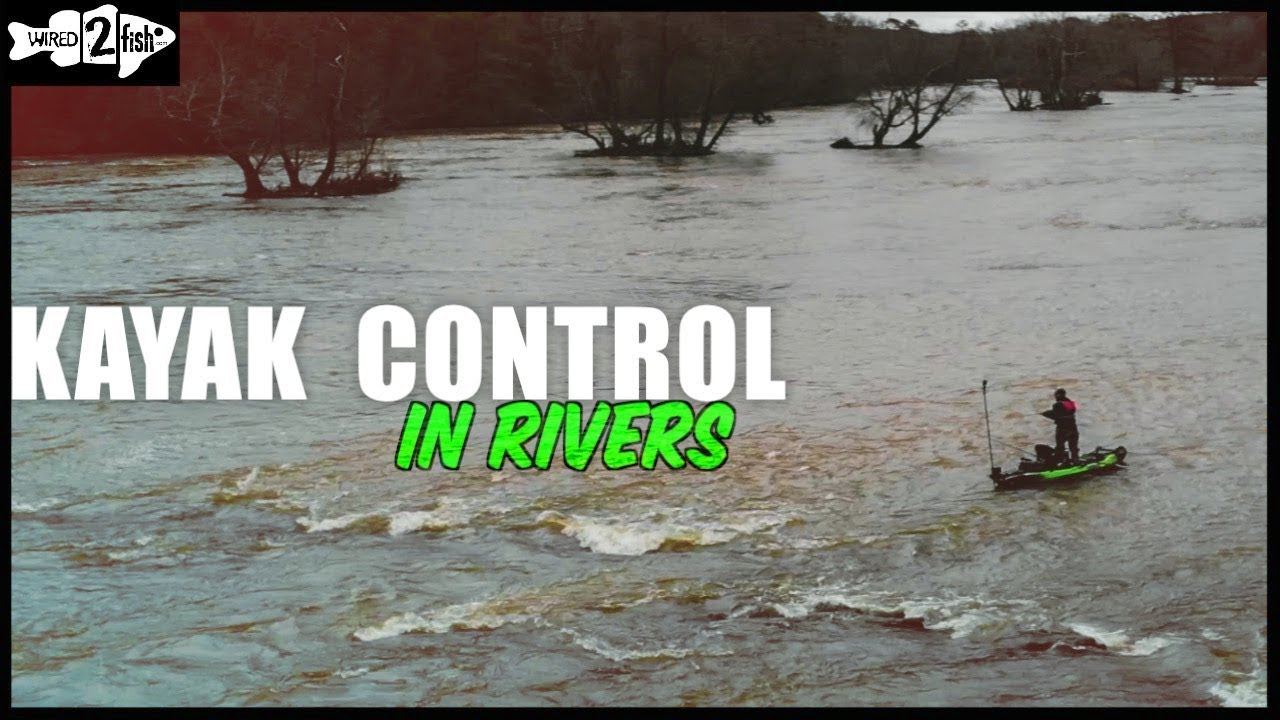 2 Boat Positioning Tools for Kayak Fishing in Rivers