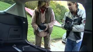 Наши тесты - Ford S-MAX против Mazda 5