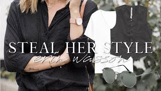 Steal her style: Erin Wasson!