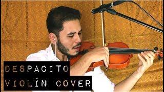 Despacito (Violin Cover) Javier Navéjar Resimi
