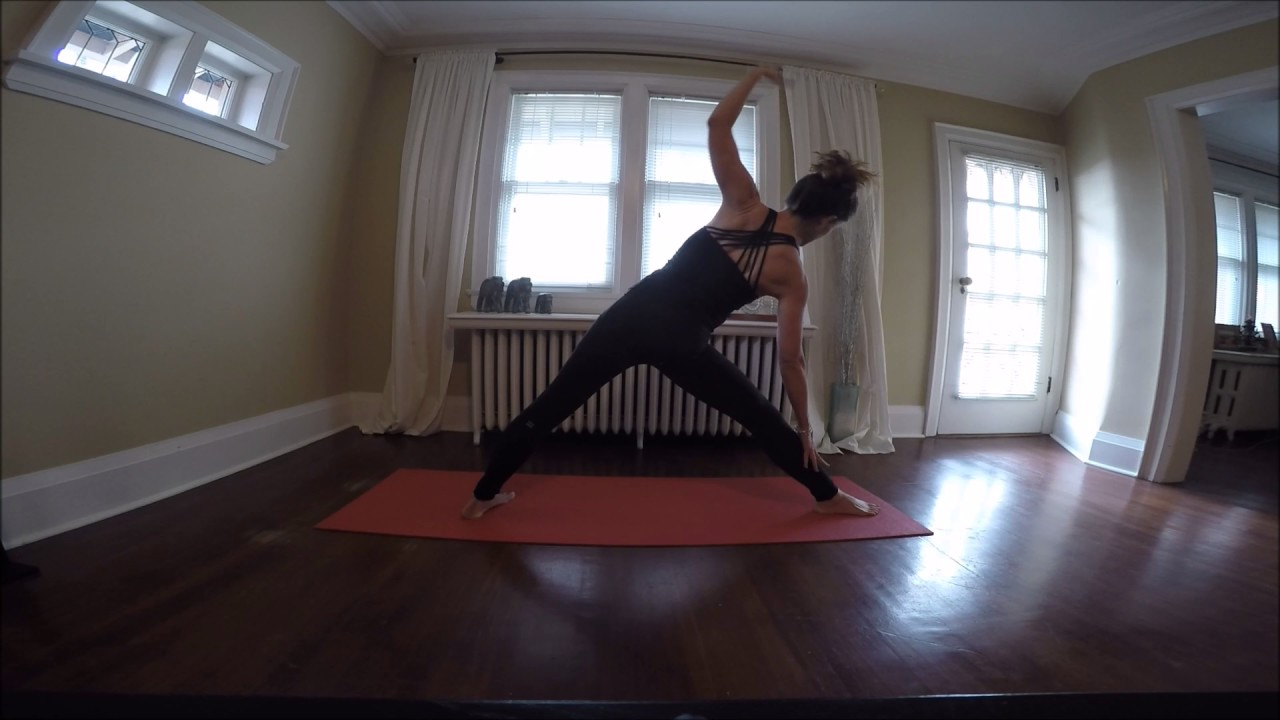 YOGA FIT FLOW - YouTube
