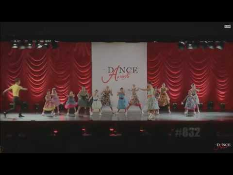 Hairspray - Dance Town - Preliminary Qualifying Competition at The Dance Awards 2016 Orlando