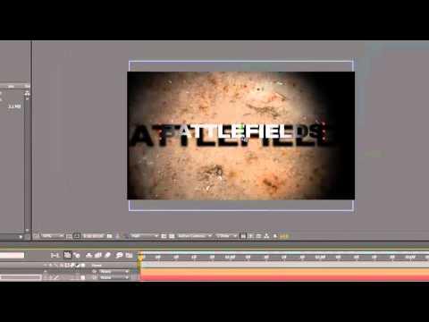 After Effects Tutorial - Opener (Deutsch)