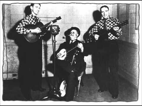 Uncle Dave Macon - Going Across the Sea
