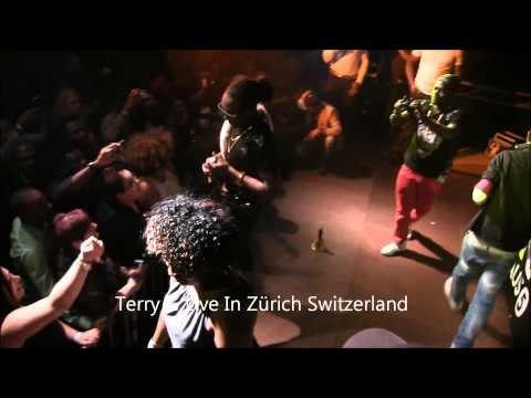 Terry G (Live in Zurich Switzerland) 2013 Pt 1