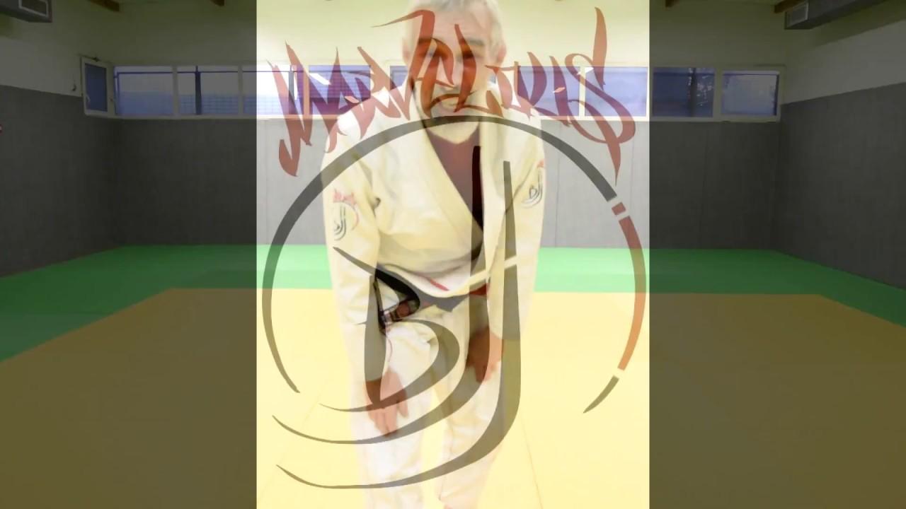 Marvelous BJJ Forme de corps combiné 6 : genoux pied