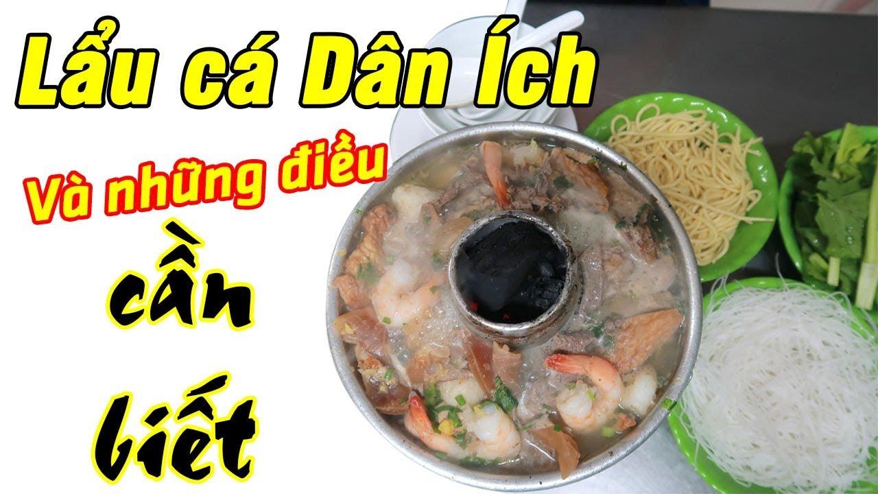 Review Lẩu Cá Dân Ích - Du Lịch Ăn Uống Sài Gòn