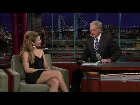 Kyra Sedgwick Leg Show