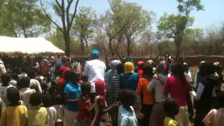Relocation , from Jamam to Kaya in Maban county - Upper Nile State