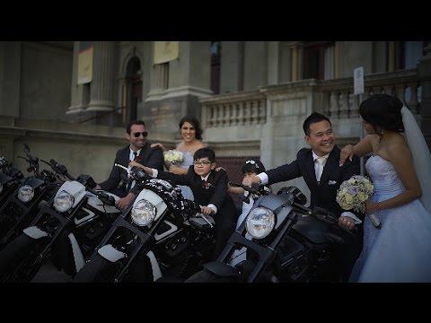 Vincent & Selmie Wedding Teaser - Y.N Pro