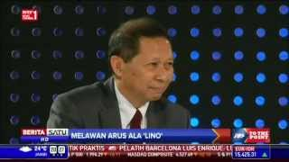 dbs to the point melawan arus ala lino part 1