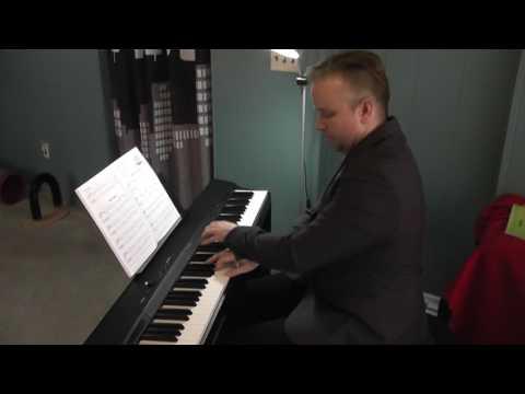 Blow the Man Down - Piano - Making Music Method - Schaum Level 3