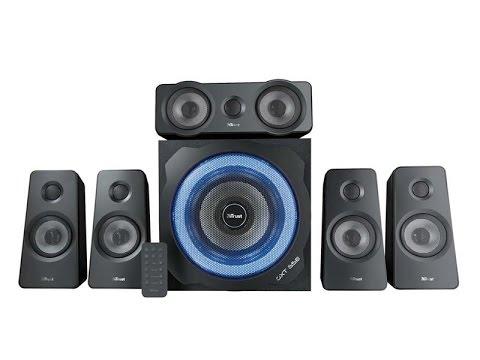 Trust GXT 658 Sound Test