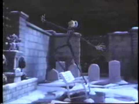 The Nightmare Before Christmas (1993) Trailer (VHS Capture) - YouTube