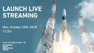 H-IIAロケット40号機打上げライブ中継 / Live streaming the launch of H-IIA Rocket No.40 thumbnail