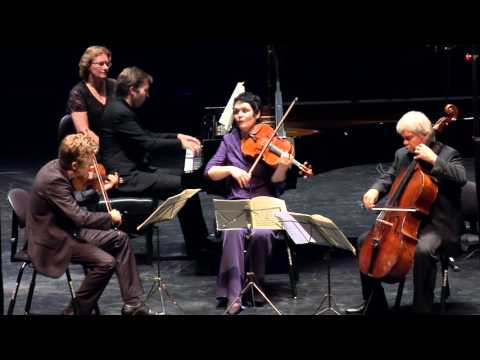 Johannes Brahms - Piano Quartet No. 1 in G minor, Op. 25 (complete)