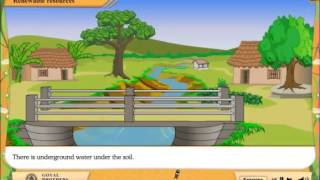 Conservation of Natural Resource Elearning Science