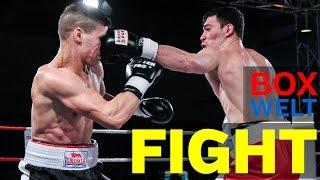 Namig Mammedov vs Ion Barsan - 4 rounds Middleweight - 04.03.2017 - Müggelspreehalle Hangelsberg
