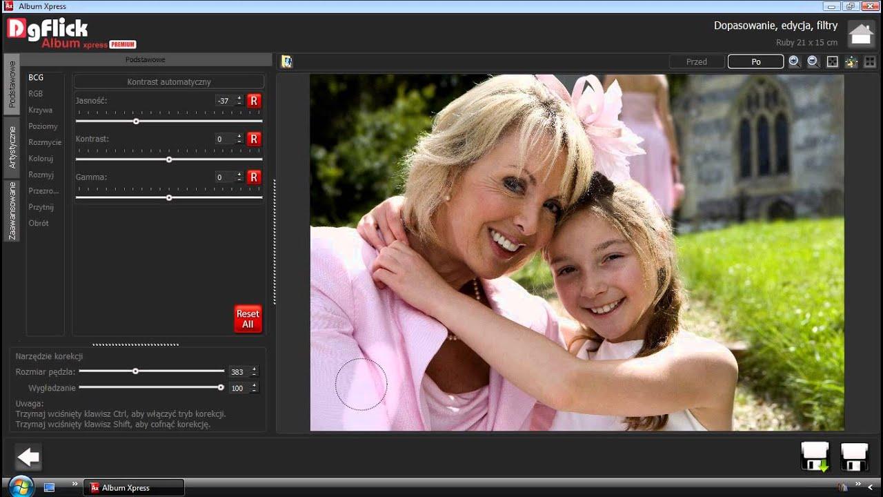 08 - Order Xpress - Podstawy dopasowania zdjęć