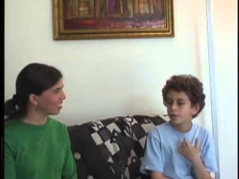 Inspirational 11-year old Daniel Naroditsky 2007 interview