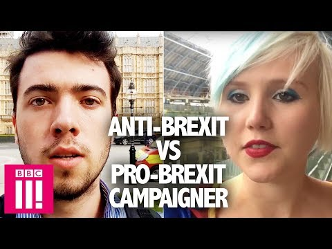 Life Of A Pro-Brexit VS An Anti Brexit Campaigner | Generation Activism