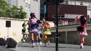 わーすた 「JUMPING SUMMER」リリースイベント 2部 @ららぽーと豊洲 【2...