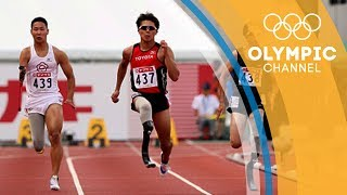 Running Prosthetics That Help Paralympians Run Faster | The Tech Race