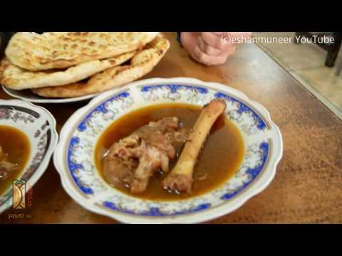 Ghani (Amritsari) Paye Wala | Famous Trotter Breakfast | Gujranwala Street Food