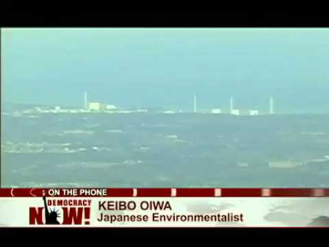 Prominent Japanese Environmentalist Keibo Oiwa Urges Global Movement to End Nuclear Power