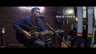 Kodaline - All I Want (live covered by Felix)