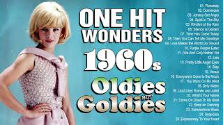Greatest Hits 1960s One Hits Wonder Of All Time - The Best Of 60s Old Music Hits Playlist Ever