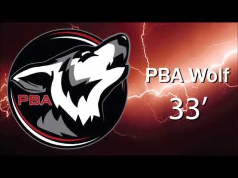 Pba Bowling Wolf Oil Pattern Youtube