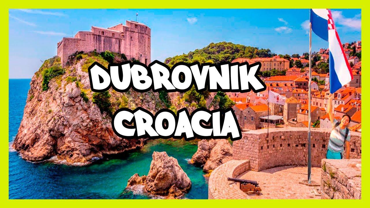 Dubrovnik Croacia | Aquí grabaron JUEGO DE TRONOS y STAR WARS