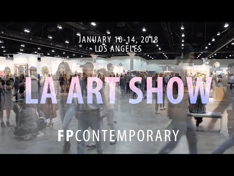 American art: LA ART SHOW January 2018 / FP Contemporary