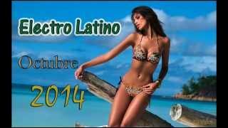Electro Latino Octubre 2014 (DJ Vince)