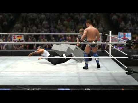 WWE '13 - BAD REFEREE CHARLES ROBINSON
