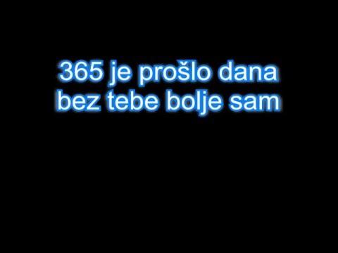 Saša Tin I Kedžo - 365 - Karaoke